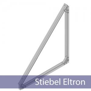stiebel eltron horizontal 30 60 rack shop solar. Black Bedroom Furniture Sets. Home Design Ideas