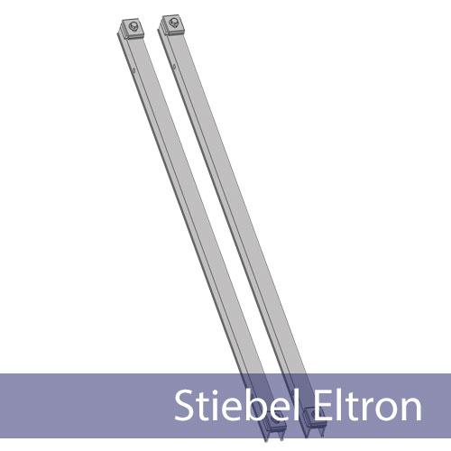 stiebel eltron horizontal flush mount rail kit shop solar. Black Bedroom Furniture Sets. Home Design Ideas