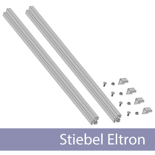Stiebel Eltron Single Mounting Frame (Wide)