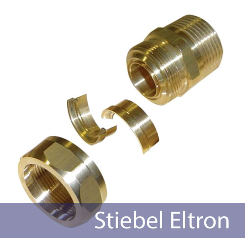 Stiebel Eltron SOL-FLEX Male Fitting