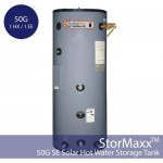 50 gallon StorMaxx SE with 1 heat exchanger and electric element