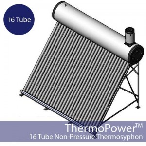 SunMaxx TS16NP No-Pressure Thermosyphon