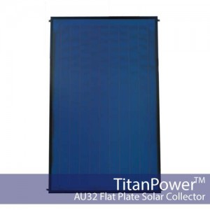 TitanPower-AU32 Solar Flat Plate Collector