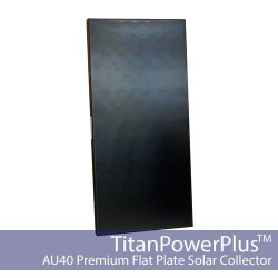 TitanPowerPlus-AU40 Solar Flat Plate Collector