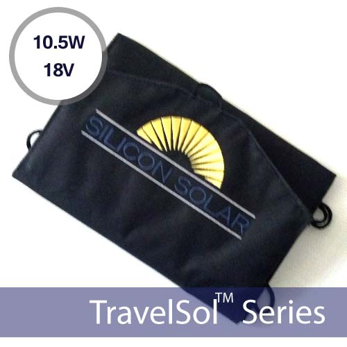 TravelSol-Pro Solar Battery Charger